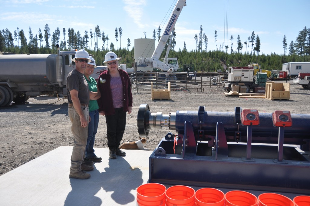 Untapped potential of geothermal energy – Presentation by Susan Petty