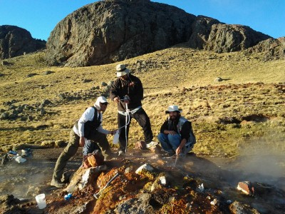 New diploma in advanced geothermal studies launched in Peru