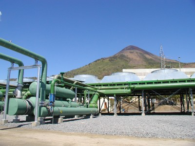 Nicaragua – its geothermal potential, utilization and possible development
