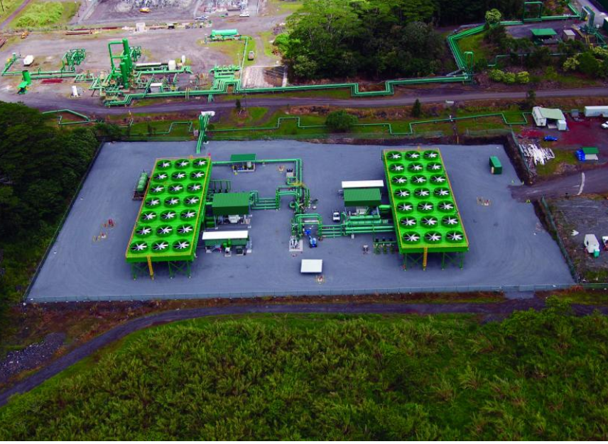 Work on Puna geothermal plant continuing with commercial start not before beginning of 2020