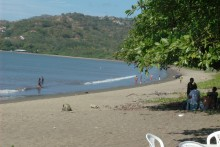 Playa Potrero Guanacaste, Costa Rica (source: flickr/  mdverde, creative commons)