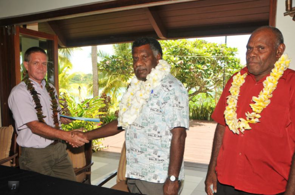 KUTh Energy receives geothermal production license in Vanuatu
