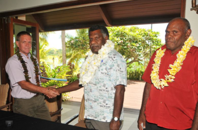 Vanuatu adopts national energy road map with geothermal as key element