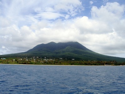 Project on Nevis in the Caribbean has started well testing and monitoring