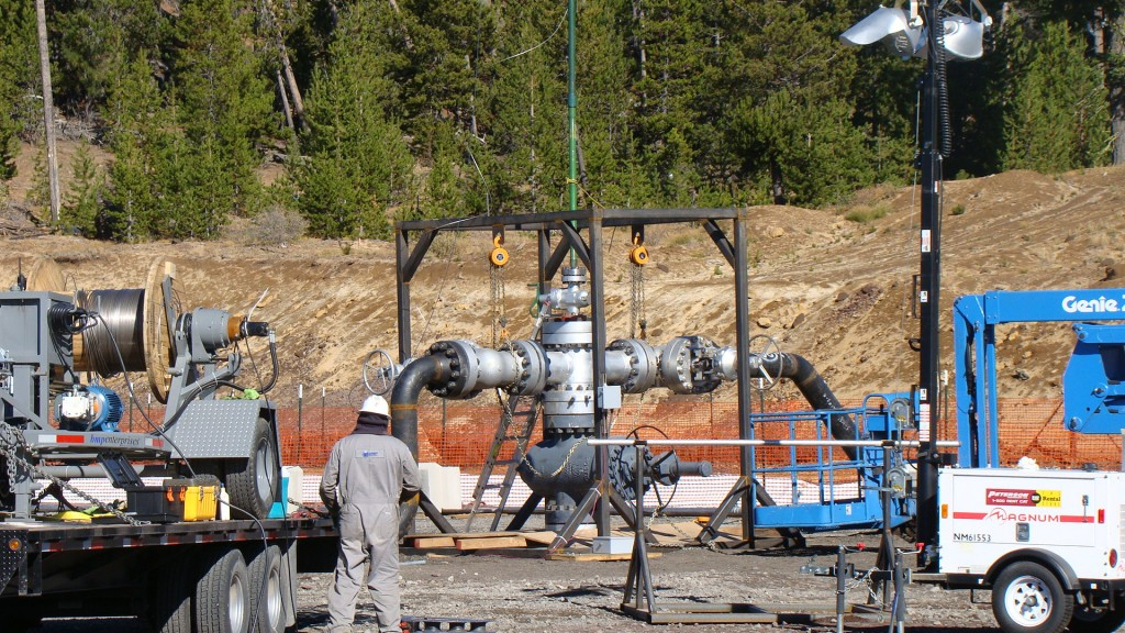 Newberry Volcano still in the running to become national research lab