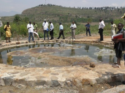 Expression of Interest: Geothermal Exploration in Rwanda, Burundi and DR of Congo