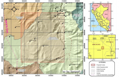 Hot Rock Ltd granted new field in Southern Peru and seeking partners