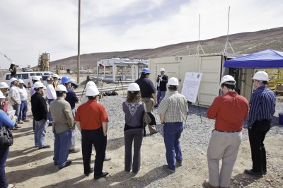 ElectraTherm commissions low heat geothermal plant in Nevada