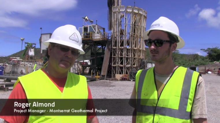 Financing options for geothermal project on St. Montserrat, Caribbean