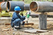 Olkaria_pipe_work_Kenya