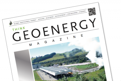 Promote your business in the new Think GEOENERGY Magazine