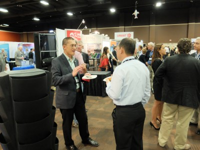 Pictures from the Opening of the GEA Geothermal Expo in Las Vegas
