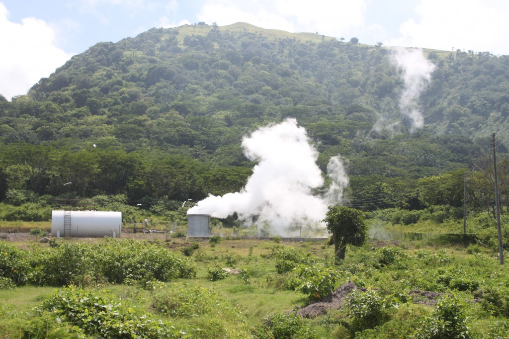 Drilling rig on the way to Montserrat for third well of geothermal project