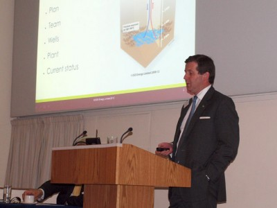 Successful Geothermal Symposium in London, UK