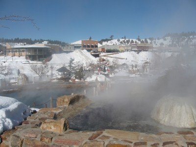 Colorado to launch geothermal legislation at project at Pagosa Springs