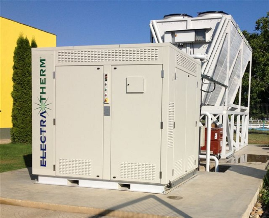 ElectraTherm announces new small scale ORC power generation unit