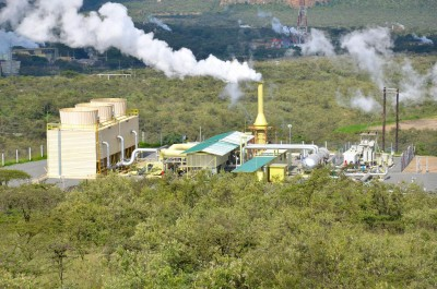 GEG hands over geothermal wellhead pilot plant to KenGen in Kenya