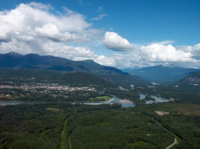 Canadian news picking up on geothermal option in BC