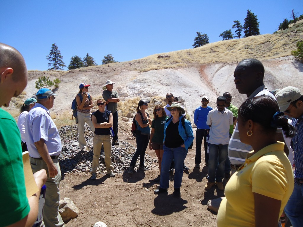 National Geothermal Academy, Reno/ Nevada – Program 2019