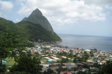 Soufriere_StLucia_Caribbean