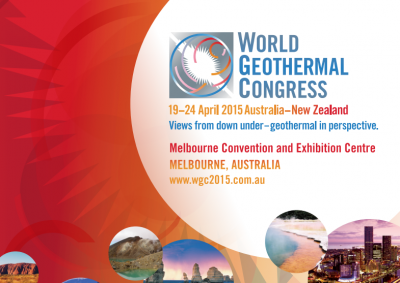 The extensive technical program of the WGC2015