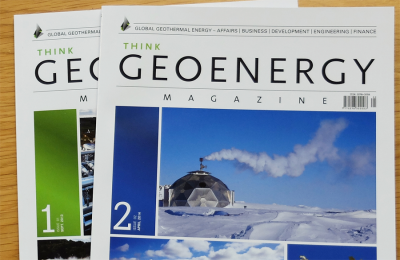 Think GEOENERGY Magazine Issue 2 now available