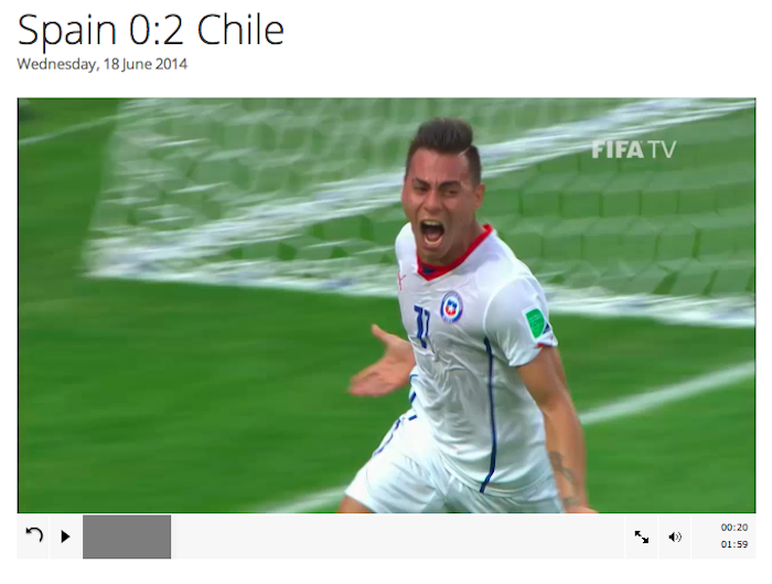 World Cup Special: Chile, its win over Spain and geothermal