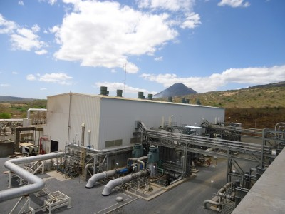 Continuing increase in power generation from San Jacinto geothermal plant