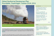 Climate Investment Funds Website