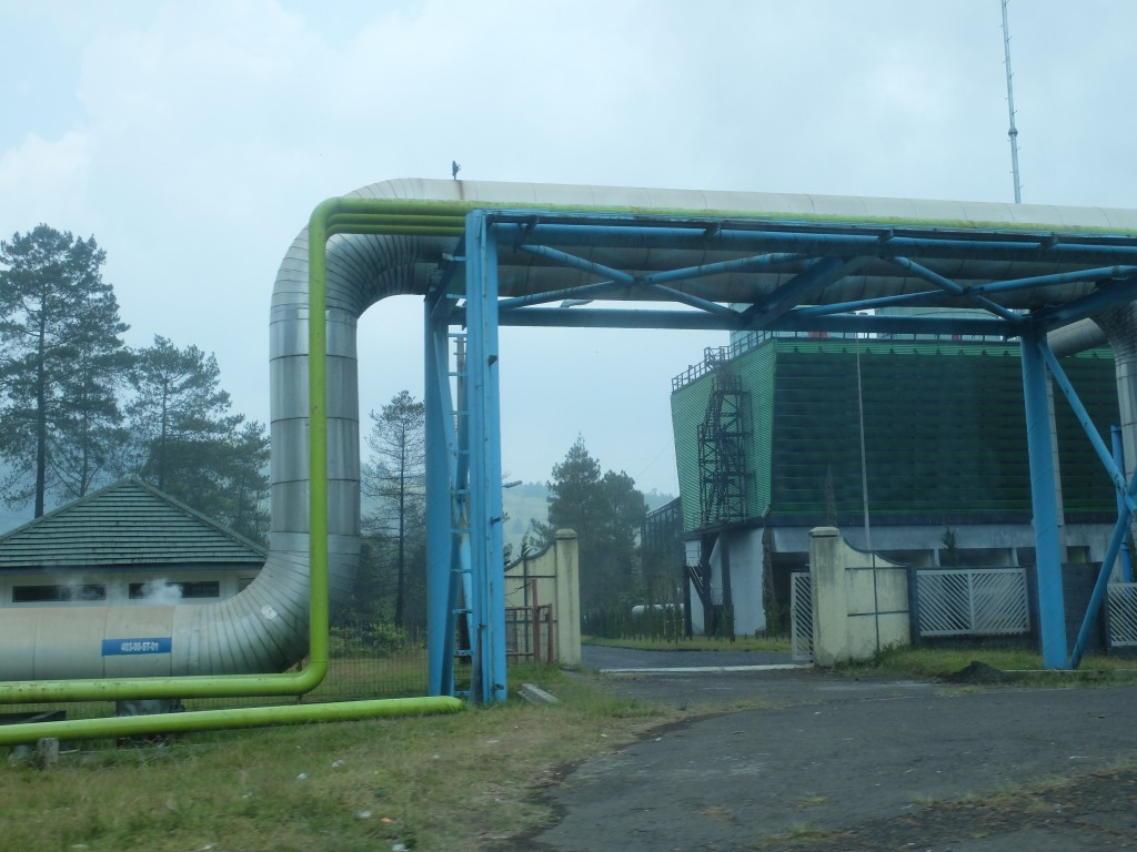 Bandung regional government wishes ownership position in geothermal development