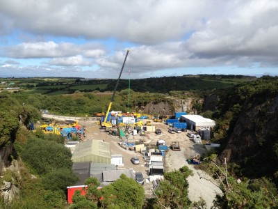 Tender for micro-seismic monitoring system for geothermal project in Cornwall
