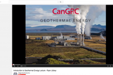 Adage Geothermal's YouTube Channel Screenshot