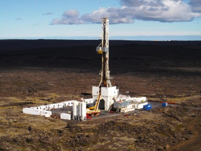 New drilling contract for deep drilling project in Iceland