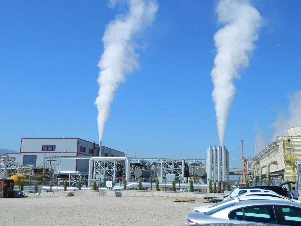 Up to $3.4 billion investment for geothermal expected by 2020 in Turkey