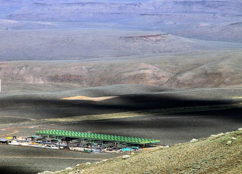 Ormat starts operation of 24 MW Tungsten Mountain geothermal plant, Nevada