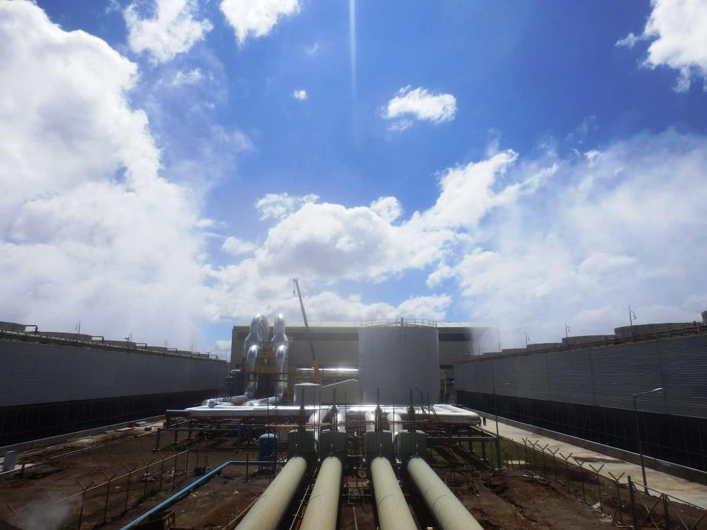 Plans for textile factory with up to 10,000 workers at Olkaria geothermal fields