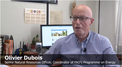FAO interview: Geothermal Energy for agriculture