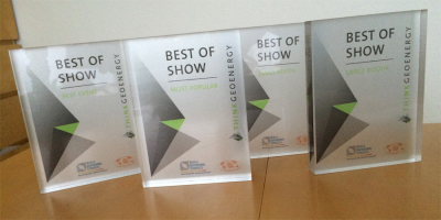Voting now open for the WGC2015 Best of Show Awards