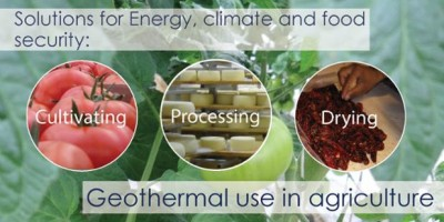 EGEC: Geothermal energy use in agriculture