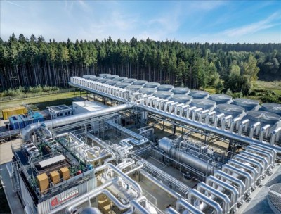 Traunreut geothermal heat and power plant to be operational by January 2016