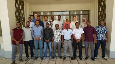 Icelandic Verkis held Geothermal Project Management Course in Djibouti