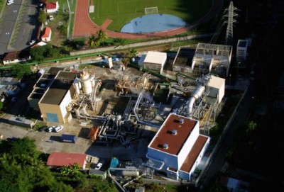 Plans for 30 MW expansion for Guadeloupe geothermal plant