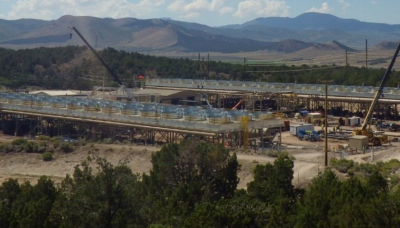 First commercial geothermal-hydro hybrid plant starts operations