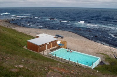 Fuelled by geothermal: Iceland's swimming pool culture