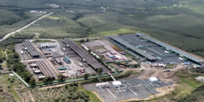Ormat geothermal plant in Kenya, country's largest private power producer