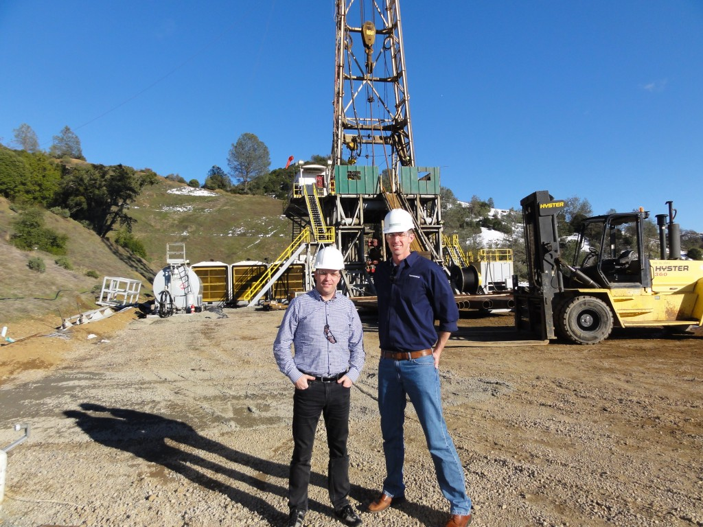Berkeley Lab research on improving locating and placing geothermal production wells