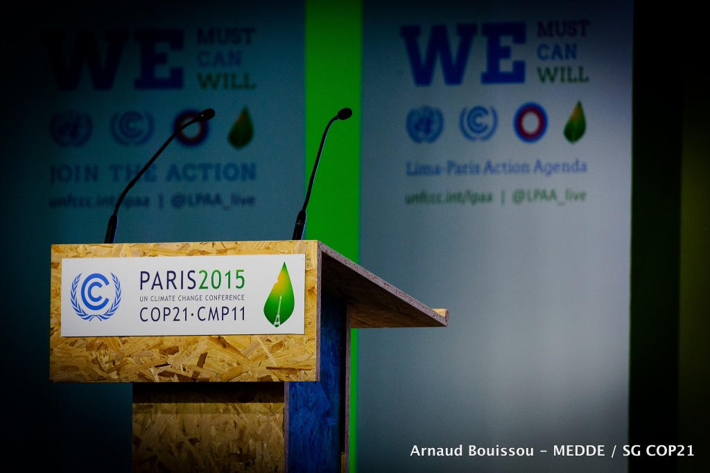 COP21 meeting on geothermal direct use opportunities, Dec. 8, 2015