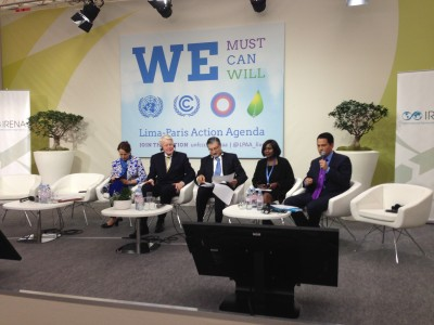 Joint Communiqué on the Global Geothermal Alliance launched today at COP21