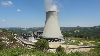 Geothermal represents 18% of all power generated by Enel Green Power