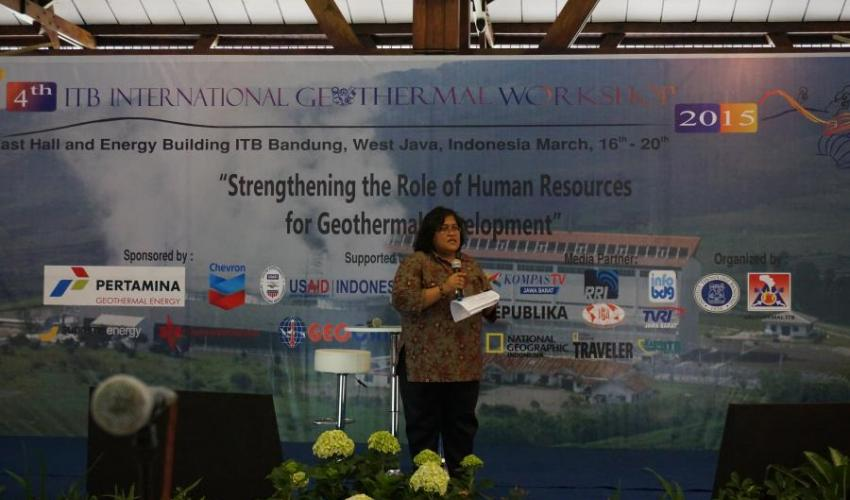 Short Course: Universal classification of geothermal resources, Bandung, March 22, 2018